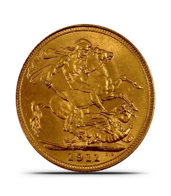 History Of Britain S Gold Sovereign
