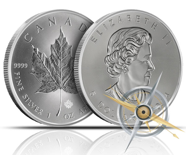 2014 Canadian Silver Maple New Security Features