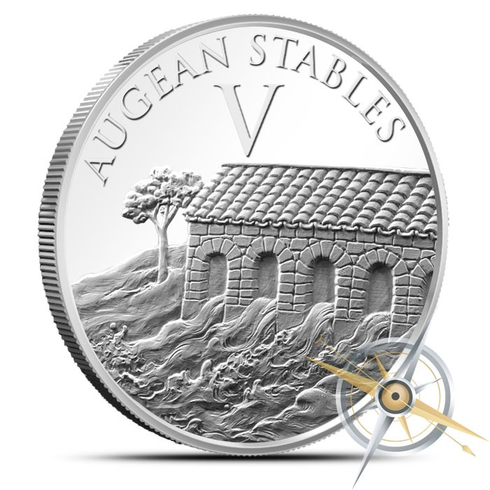 Augean Stables Final Mintage Released