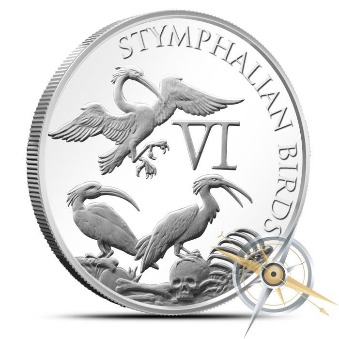 Stymphalian Birds Final Mintage Released