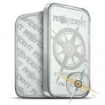 Provident Metals 5 oz Silver Bar