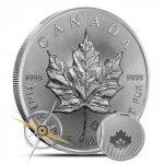 2017 Canadian Silver Maple Leaf