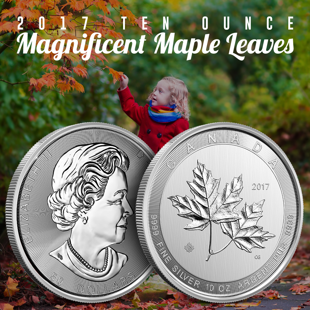 An Introduction To The New 10 Oz Silver Maple By The Rcm