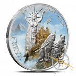 Freya 1 oz Silver Round