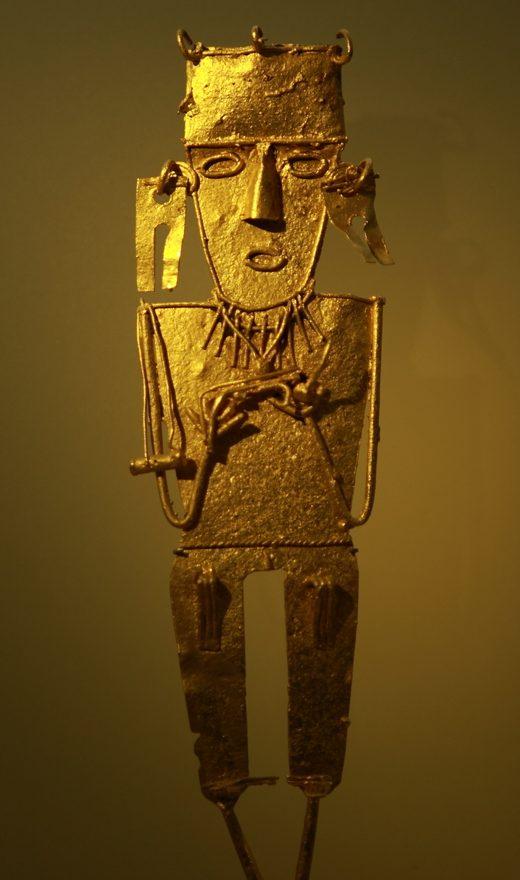 The Loss of El Dorado A History