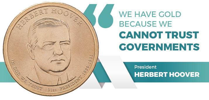 Herbert Hoover Quote