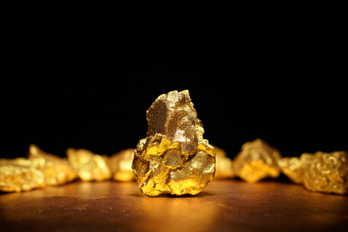 big gold nugget