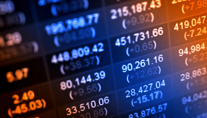 financial market numbers