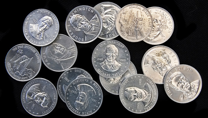 american coins special edition