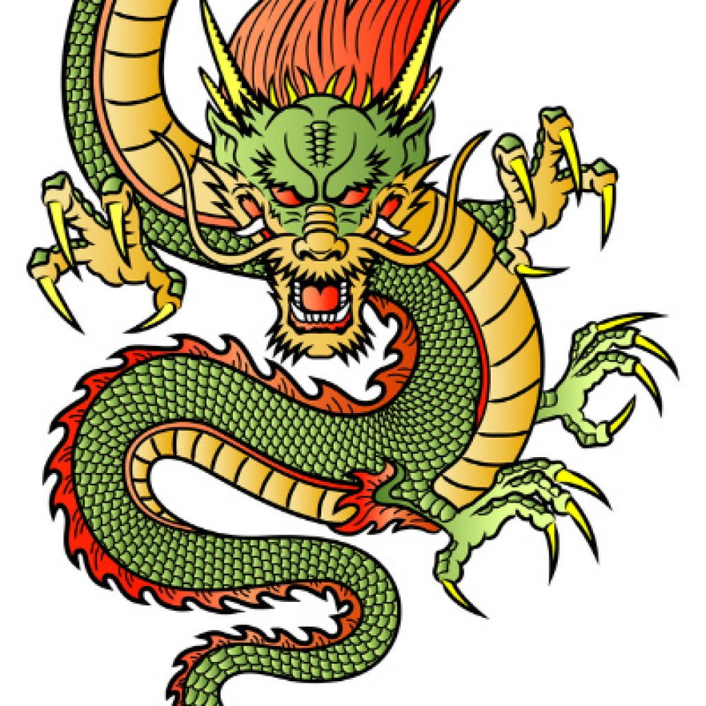 China Dragon: The Story Of The Chinese Dragon: The Third Release In The