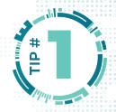 Tip Number 1