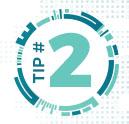 Tip Number 2