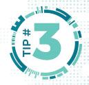 Tip Number 3