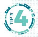 Tip Number 4