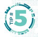 Tip Number 5