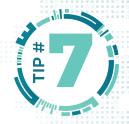 Tip Number 7
