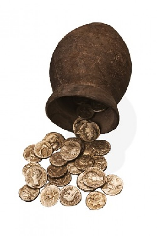 From Make Believe Money To Viking Treasure Our Top 5 Coin
